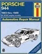 Porsche 924s & 944 1983 thru 1989 (Haynes Repair Manuals) - Larry Warren, Chaun Muir, John H. Haynes